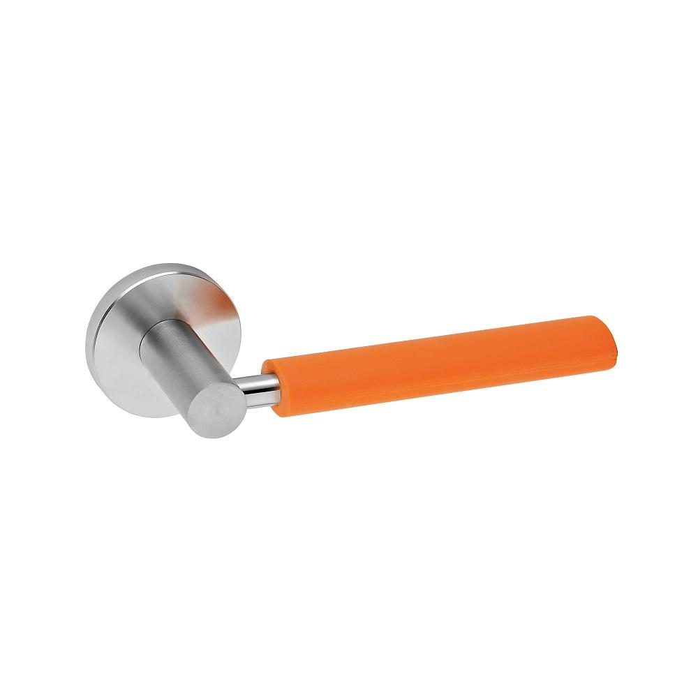 deurkruk-rvs-lookme-oranje-inox-doorhandleshop.nl-jnf-0200302